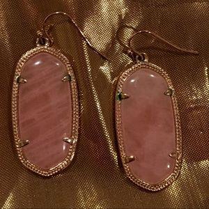 KENDRA SCOTT Pink Earrings